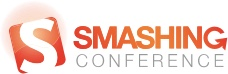 Logo for Smashing Conference.